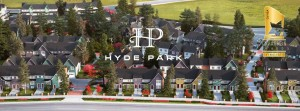 Hyde Park Townhomes south surrey